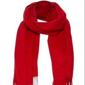 ❤️3/30$ Vero Moda red scarf